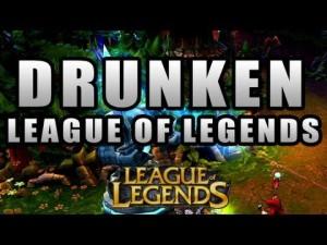 league of legends turnier drunk duels