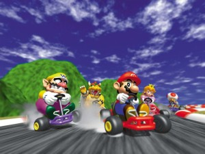 mariokart turnier berlin interface