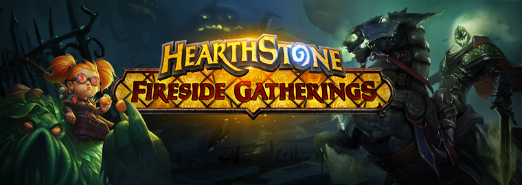 Hearthstone Fireside Gathering Halloween Special @ Interface Bar | Berlin | Berlin | Deutschland