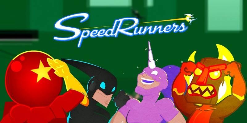 speedrunners turnier titel