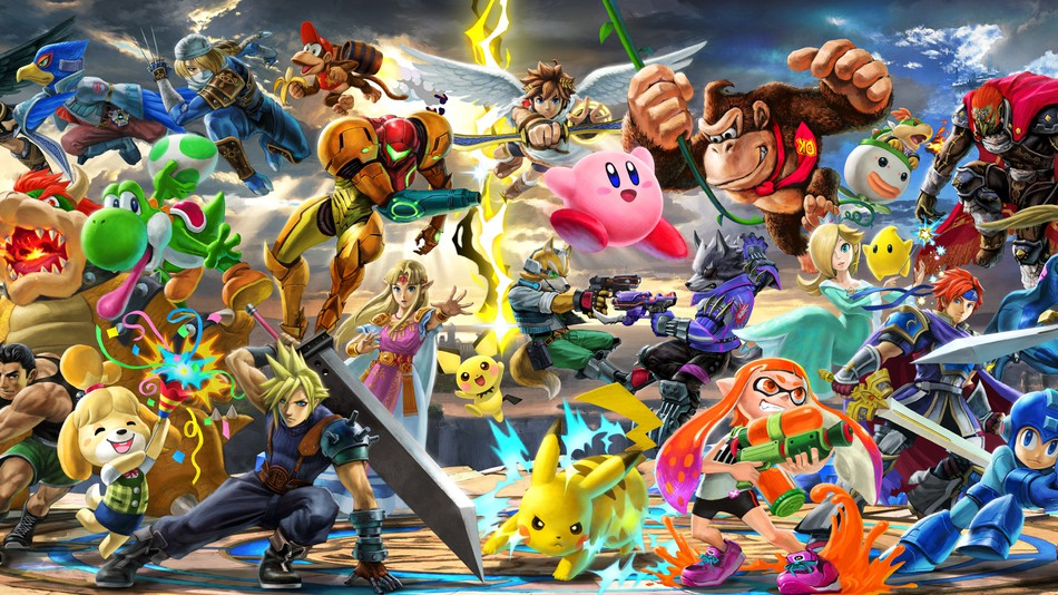 Smash Bros Ultimate Turnier @ Interface Bar | Berlin | Berlin | Deutschland