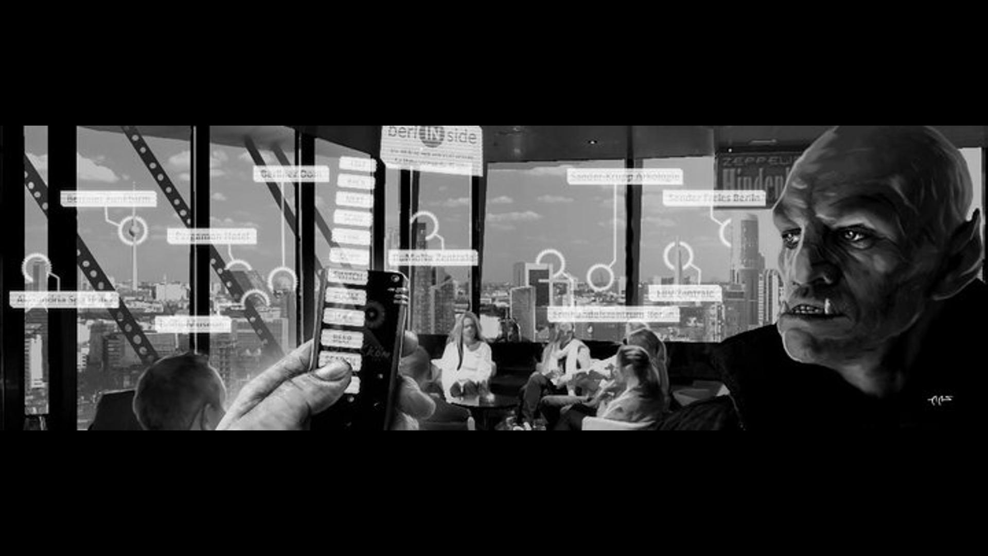 Shadowrun Stammtisch @ Interface Bar | Berlin | Berlin | Deutschland
