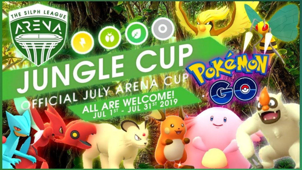 Pokemon Go Turnier - Jungle Cup @ Interface Bar